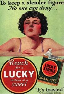 cigarette dieting