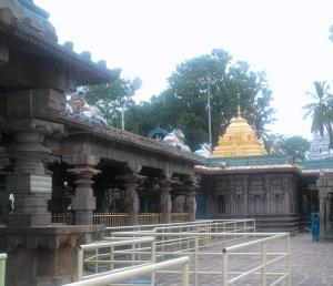 श्रीशैलम, shrishailam, srishailam, golden temple, सोनं, सोन्याचं मंदीर